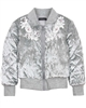 Kate Mack Rose Crush Bomber Jacket