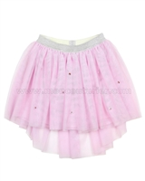 Kate Mack Pretty Kitty Tulle Skirt Pink