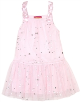 Kate Mack Girls' Tulle Dress  Fairy Dance Pink