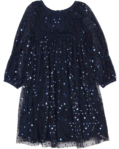 Biscotti Starry Night Empire Waist Dress