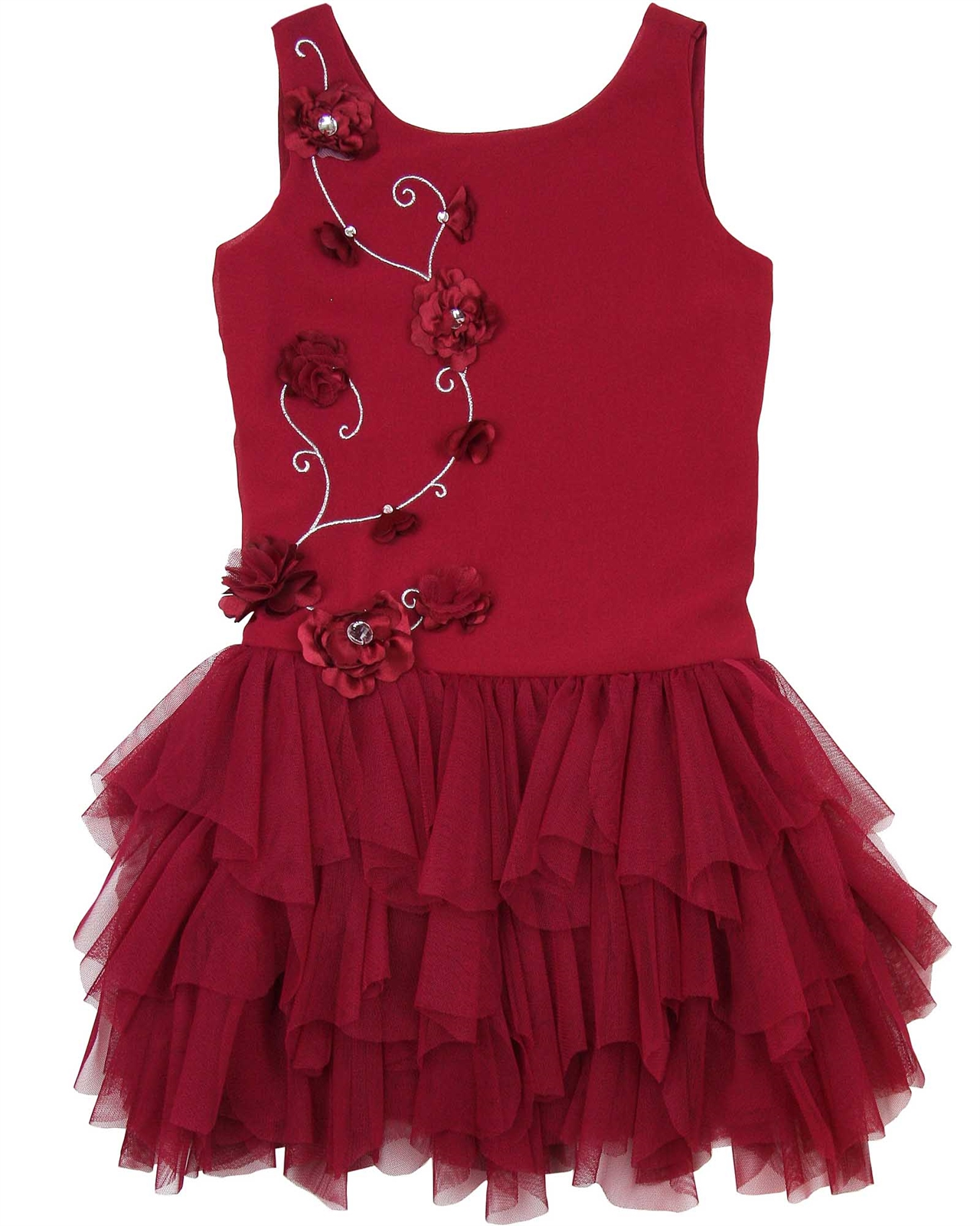 3fa3511c82f7 Biscotti Timeless Elegance Drop Waist Dress