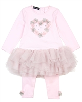 Kate Mack Unicorn Dreams Tunic and Leggings,