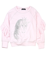 Kate Mack Unicorn Dreams Sweatshirt