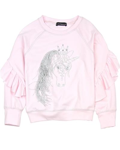 442bea5ec Kate Mack Unicorn Dreams Sweatshirt | Biscotti and Kate Mack ...