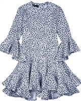 Kate Mack Animal Magic Dress in Blue