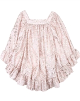 Kate Mack Girls Shimmering Beauty Swim Cover-up