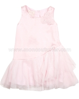 Biscotti Girls Dress Silky Satin