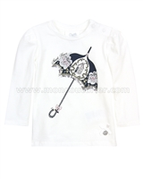 Le Chic Top with Umbrella