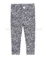 Le Chic Cheetah Print Pants