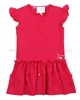 Le Chic Baby Girl Jersey Dress Raspberry
