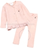 Le Chic Baby Girl Knit Jogging Set