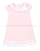 Le Chic Baby Girl Jersey Dress