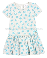 Le Chic Baby Girl Butterfly Dress