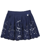 Le Chic Lazer Cut Skirt