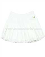 Le Chic Girls' Pleated Skirt
