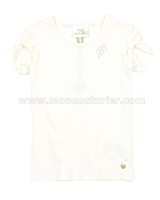Le Chic Girls' Basic T-shirt