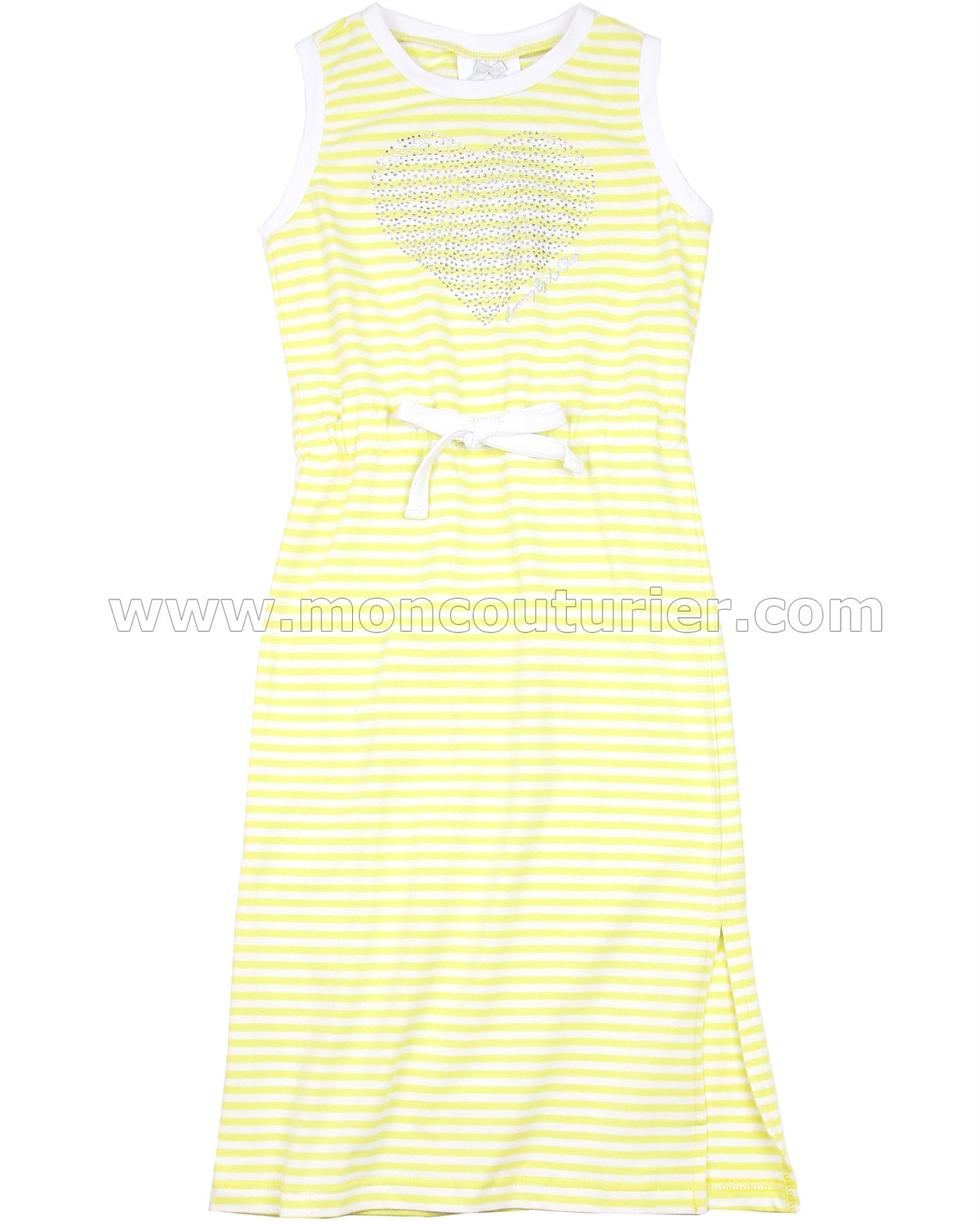 d9043dd71 Le Chic Girls' Yellow Jersey Dress - Le Chic - Le Chic Summer 2017