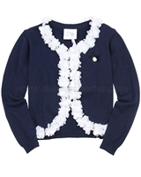 Le Chic Girls' Knit Bolero