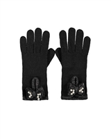 Le Chic Gloves in Black