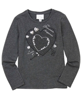 Le Chic T-shirt with Heart