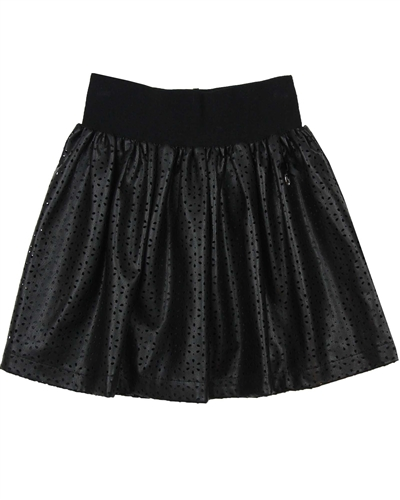 Le Chic Pleather Skirt