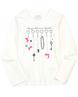 Le Chic T-shirt with Jewelry Rack