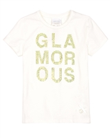 Le Chic T-shirt Glamorous in White