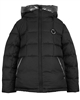 Lisa-Rella Boys Goose Down Short Coat in Black