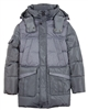 Lisa-Rella Boys Goose Down Parka Coat