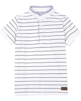 Losan Boys Striped Polo