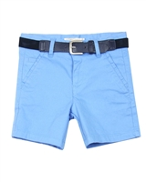 Losan Boys Chino Shorts with Belt