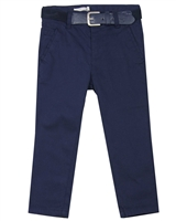 Losan Boys Chino Pants with Belt
