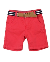 Losan Boys Bermuda Shorts with Belt
