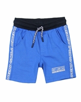 Losan Boys Jogging Shorts with Racing Print