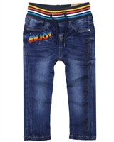 Losan Boys Jogg Jeans with Striped Waistband