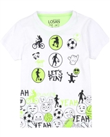 Losan Boys T-shirt with Print