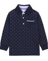 Losan Boys Polo in All-over Print
