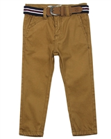 Losan Boys Twill Pants with Belt