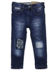Losan Boys Denim Pants with Patches