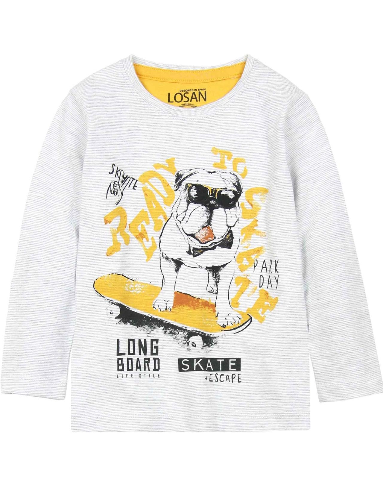 Losan Boys Nehru Collar Shirt Sizes 2-7