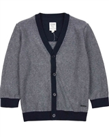 Losan Boys Button Front Knit Cardigan