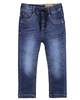 Losan Boys Slim Fit Jogg Jeans in Medium Blue