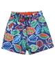 Losan Boys Swim Shorts in Tropical Print