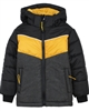 Losan Boys Coat with Quilted Sleeves