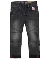 Losan Boys Denim Pants with Stitched Knees