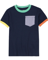 Losan Boys T-shirt with Chest Pocket