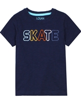 Losan Boys T-shirt with Skate