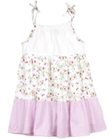 Losan Girls Tiered Sundress