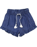 Losan Girls Chambray Shorts
