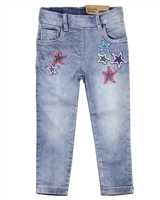 Losan Girls Jogg Jeans with Stars Applique